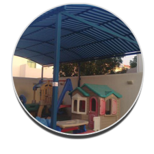 Play Area Shades